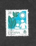 Stamps Spain -  Edf 3238 - Servicios Públicos