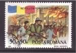 Stamps Romania -  conmemoración