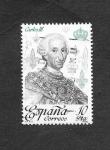 Sellos del Mundo : Europa : España : Edf 2499 - Reyes de España. Casa de Borbón