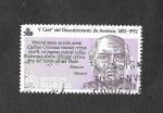 Stamps Spain -  Edf 2861 - V Centenario del Descubrimiento de América