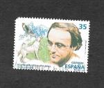 Stamps : Europe : Spain :  Edf 3546 - Personajes Populares