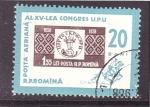 Sellos de Europa - Rumania -  XV congreo UPU