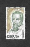 Sellos de Europa - España -  Edf 2399 - Personajes Españoles
