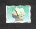 Stamps : Europe : Spain :  Edf 3285 - Minerales de España