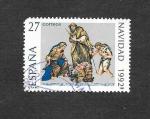Stamps : Europe : Spain :  Edf 3227 - Navidad