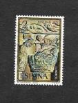 Stamps Spain -  Edf 2162 - Navidad