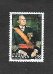 de Europa - España -  Don Juna de Borbón y Battenberg
