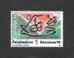 de Europa - España -  Juegos ParaOlímpicos
