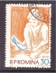 de Europa - Rumania -  serie- actividades
