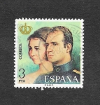 Sellos de Europa - España -  Edf 2304 - Reyes de España