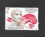 Stamps Spain -  América-España