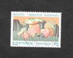 Stamps : Europe : Spain :  Edf 3279 - Micología