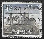 Sellos del Mundo : Europa : España : Castillos de España - Escalona (Toledo)