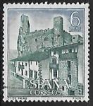Sellos de Europa - España -  Castillos de España - Frias (Burgos)