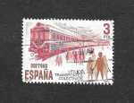 Stamps  -  -  TRENES