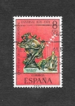 Stamps : Europe : Spain :  Edf 2212 - Centenario de la Unión Postal Universal