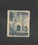 Sellos de Europa - España -  Pueta Gótica del Ayuntamiento