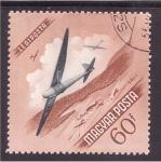 Sellos de Europa - Hungría -  serie-Día de la aviación