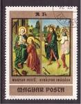 Sellos de Europa - Hungría -  navidad