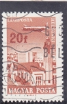 Stamps : Europe : Hungary :  AVIÓN SOBREVOLANDO HELSINKI