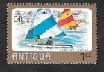 Sellos del Mundo : America : Antigua_y_Barbuda : 430 - Deporte de Vela