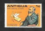 Sellos de America - Antigua y Barbuda -  445 - 75 Anivº de los premios Nobel