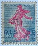 Stamps  -  -  Semeuse