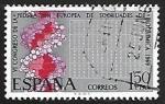 de Europa - España -  VI Congreso Europeo de Bioquímica