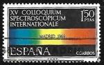 de Europa - España -  XV Coloquium Spectroscopicum Internationale