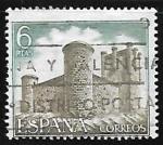 de Europa - España -  Castillos de - Torrelobatón (Valladolid)