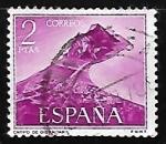 de Europa - España -  Pro Trabajadores españoles en Gibraltar - Vistas del Peñon de Gibraltar
