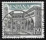 de Europa - España -  Serie Turística - Ayuntamiento de Alcañiz (Teruel)