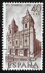 de Europa - España -  Forjadores de América - Convento de Sto Domingo  (Santiago de Chile)