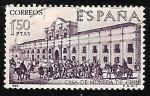 de Europa - España -  Forjadores de América - Casa de la moneda (Santiago de Chile)
