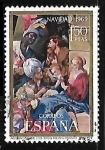 Sellos de Europa - España -  Navidad 1969