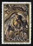 de Europa - España -  Navidad 1969