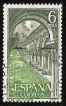 Stamps Spain -  Monasterio de Huelgas - Las Claustrillas