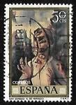 Sellos del Mundo : Europa : España : Dia del sello - Luis Morales