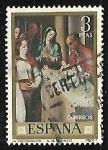 Stamps Europe - Spain -  Dia del sello - Luis Morales