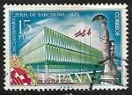 Stamps Europe - Spain -  Cincuentenario de la Feria de Barcelona