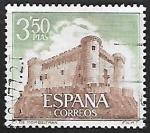 Sellos de Europa - España -  Castillos de España - Mombeltran (Avila)