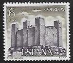 Stamps Europe - Spain -  Castillos de España - Sadaba (Zaragoza)