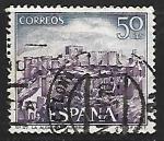 Stamps Europe - Spain -  Serie Turística - Alcazaba de Almeria