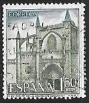 Stamps Europe - Spain -  Serie Turística - Iglesia de Sta. Maria de la Asuncion