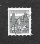 Sellos de Europa - Austria -  619 - Edificio