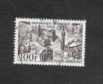 Stamps France -  C23 - Sitios