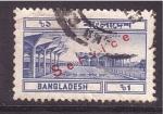 Stamps Bangladesh -  serie- estaciones