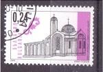 Stamps Bulgaria -  serie- Edificios religiosos