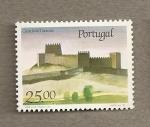 Sellos de Europa - Portugal -  Castillos