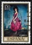Stamps Spain -  Dia del sello - Ignacio de Zuloaga